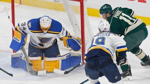 Minnesota Wild vs. St. Louis Blues live stream, Game 3