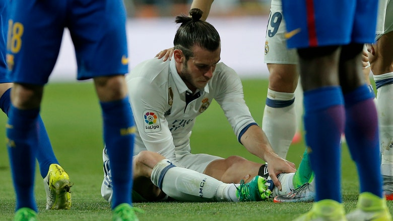 Gareth Bale to miss Champions League semis and his season is in doubt