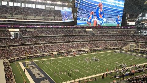 Jacksonville Jaguars: AT&T Stadium (Cowboys)