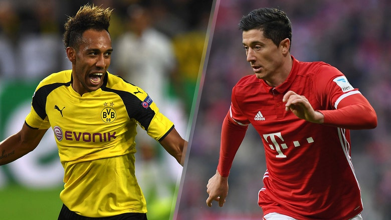 Here are the 11 best players of the Bundesliga's 2016-17 season