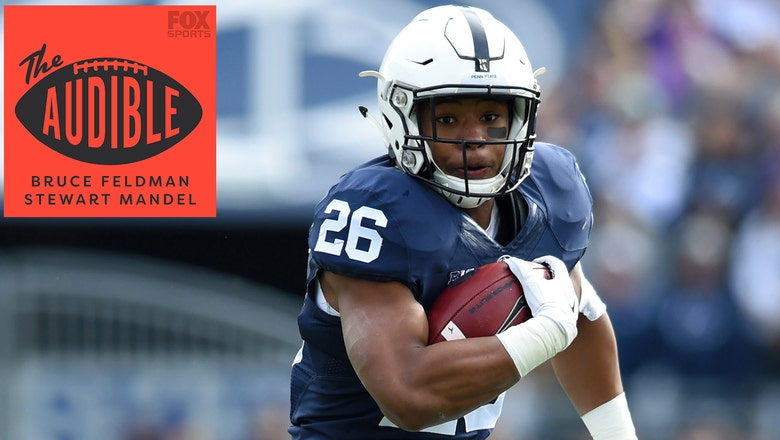 The Audible Podcast: Spring football visits to Penn State, Stanford & return of The Mailbag
