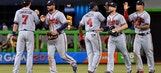 Braves LIVE To Go: Inciarte homers twice to help Atlanta end road trip with a win