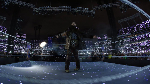 "Randy Orton vs. Bray Wyatt in a ""House of Horrors match"""