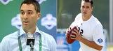 Tom Telesco Talks Chargers Draft, Brady Quinn on Quarterback Prospects