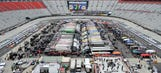Best photos from a rainy Saturday at Bristol Motor Speedway