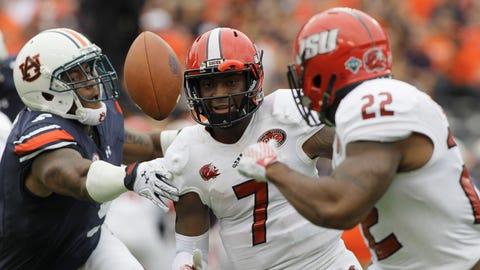 Broncos: Byron Cowart, DE, Auburn