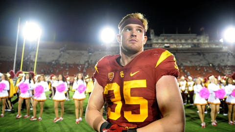 Colts: Cam Smith, LB, USC