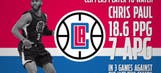 Clippers vs. Jazz first-round series preview