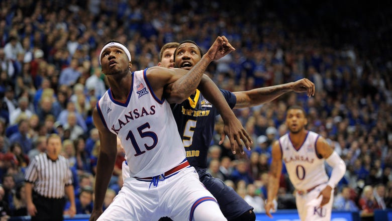 Former five-star recruit Carlton Bragg will transfer from Kansas