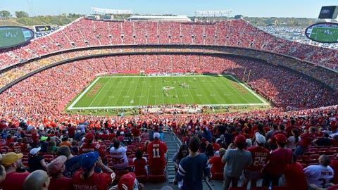 San Francisco 49ers: Arrowhead Stadium (Chiefs)