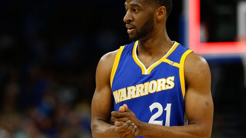 Ian Clark, G, Golden State Warriors (Belmont)