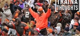 Traina Thoughts: Browns even mocked over schedule release; Week 1 NFL lines; more