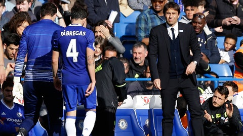 What/how many formations will Conte use?