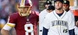 Kirk Cousins on His Contract Situation, Tim Tebow on His Minor-League Life
