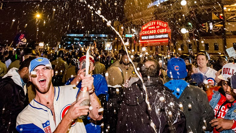 Cubs start strong as reigning champions, but is there ever a championship hangover effect?