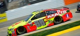 Dale Jr. handles heat to come away with top-five Texas finish