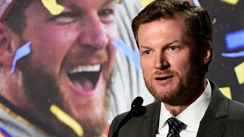 Dale Jr.'s grandmother speaks about his retirement