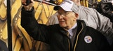 Steelers owner Dan Rooney dies at age 84