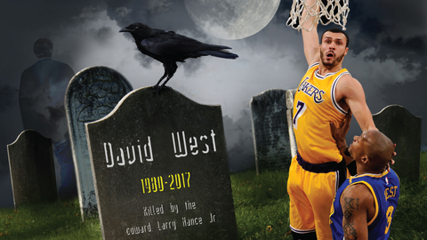 In loving memory of this season's dunk victims