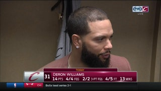 Deron Williams wants to take the load off LeBron