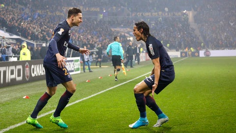Ligue 1's title race still neck-and-neck
