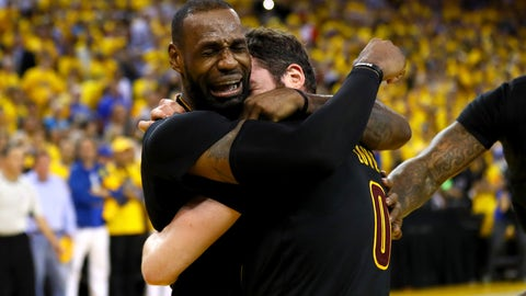 NBA Finals preview: Can't Warriors and Cavaliers fans just get along?