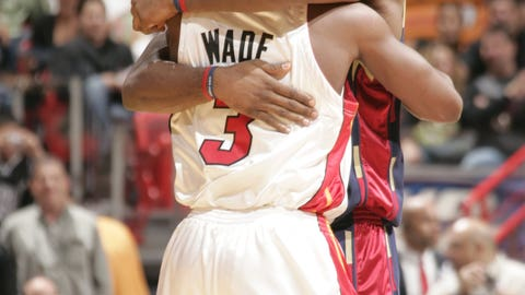 LeBron and Dwyane