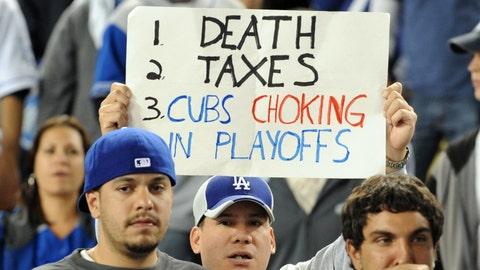 2008 NLDS, Dodgers d. Cubs