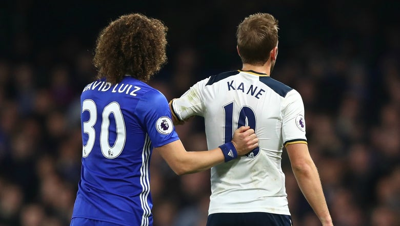 The PFA Team of the Year is dominated by Chelsea and Tottenham players