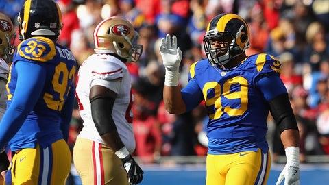 December 31: San Francisco 49ers at Los Angeles Rams, 4:25 p.m. ET