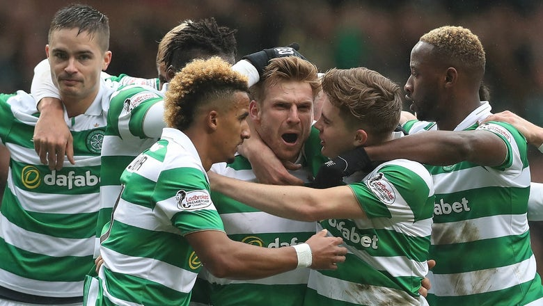 Celtic win the Scottish Premiership for 6th straight year, this time with 8 matches left