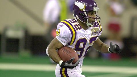 Troy Walters, 2000 — Round 5, Pick 165 (Minnesota Vikings)