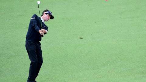 McGirt has solid start to 2nd day of Masters