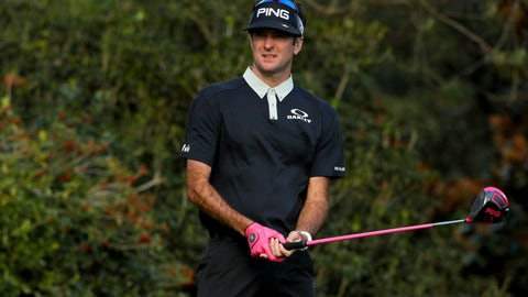 Bubba Watson apologizes for 'bad joke' and 'bad golf'