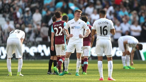 Swansea City are running out of time