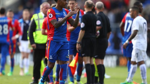 A big comeback for Crystal Palace