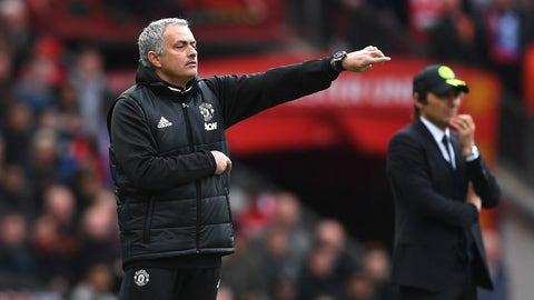 Jose Mourinho nailed it