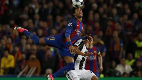 Barcelona made major adjustments to their gameplan