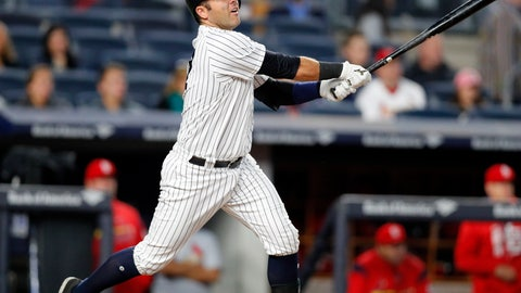 Catcher - Austin Romine