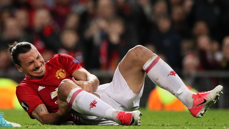 Here are all the injuries that have piled up for Manchester United and Manchester City ahead of the derby