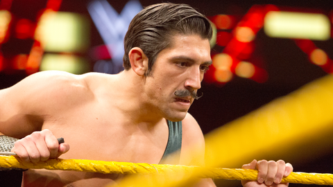 WWE Releases Simon Gotch