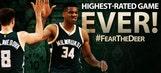 Milwaukee Bucks post highest rating ever on FOX Sports Wisconsin