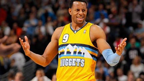 2013: Warriors (6) beat Nuggets (3)