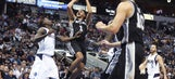 Spurs' stars rest in win over Mavericks