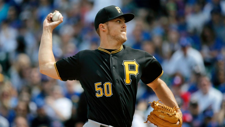 The Pirates' Jameson Taillon is emerging into a frontline starter