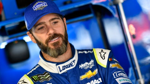 Jimmie Johnson, 8