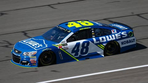 Jimmie Johnson, 6
