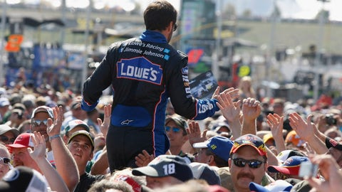 Jimmie Johnson, 2011