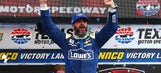 Jimmie Johnson wins record seventh race at Texas Motor Speedway