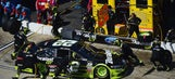 Joey Logano on salvaging top five at Martinsville: 'I just want to win'
